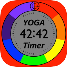 Colored Apps | Timer Yoga